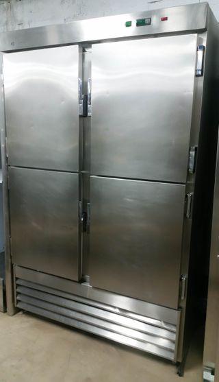 armario de servicio acero inox
