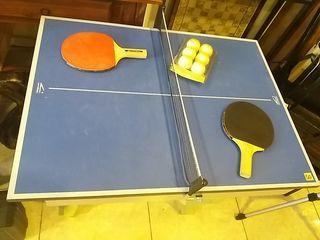 Mini mesa ping-pon