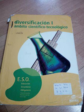 libros de diversificacion
