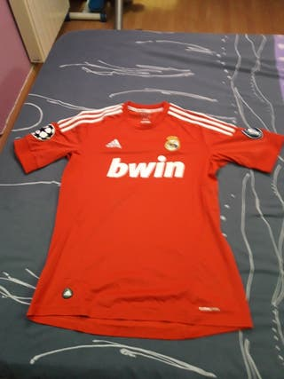 Camiseta futbol Real Madrid