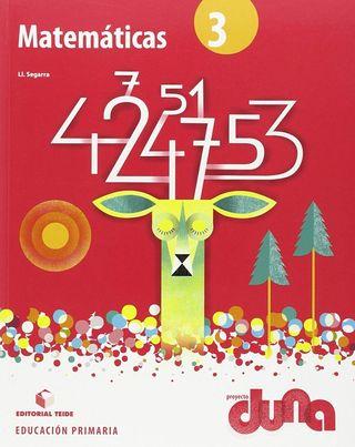 Libro matematicas tercero de primaria