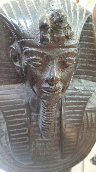 ESCULTURAS DE EGIPTO MARMOL
