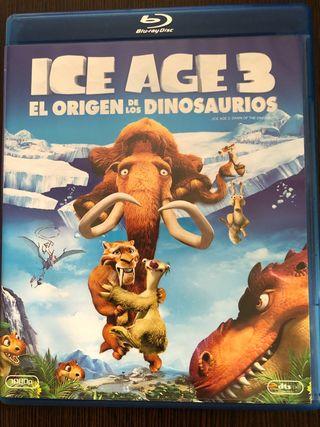 Pelicula ice age 3 bluray