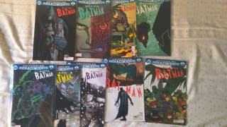 Comics Batman Rebirth 1-9