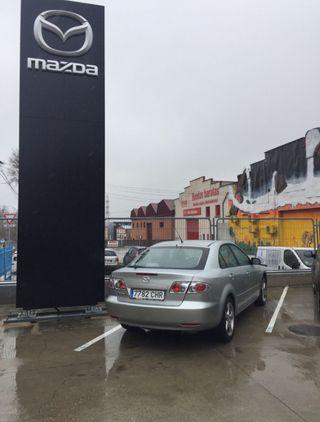 Mazda 6 2.3 166cv