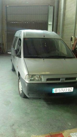 Fiat Scudo 1999 19TD