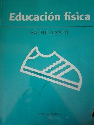 libro de educación física, 1° bachillerato