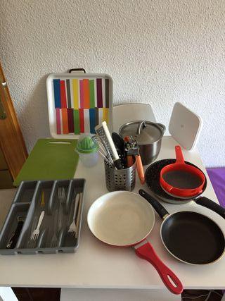 Vajillas - cocina