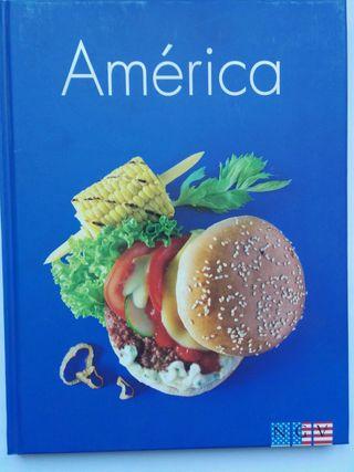 Libro cocina Estados Unidos 3x2 en libros