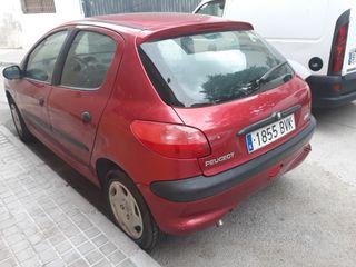 Peugeot 206 1.4 XR ¡¡¡ 82.000km!!!