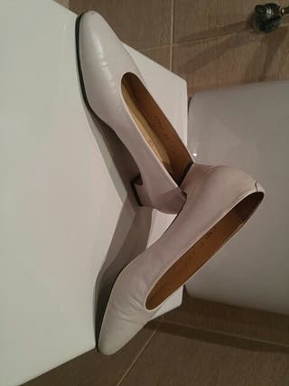 zapatos de novia de segunda mano en bilbao en wallapop