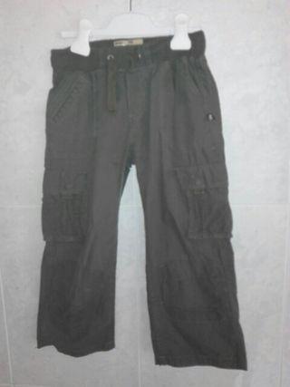 Pantalón Pirata niño talla 10