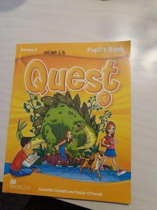 Pupil s book quest 3 ISBN 9780230477735