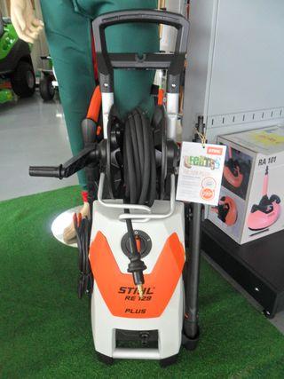 Hidrolimpiadora Stihl RE 129 Plus