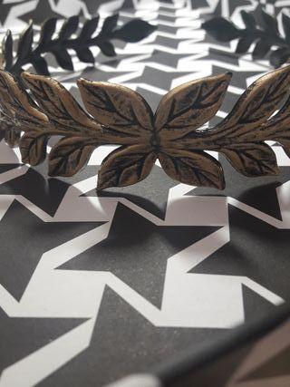 Diadema hojas de laurel