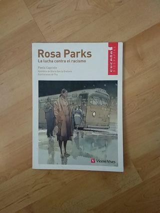 Libro Rosa Parks la lucha contra el racismo