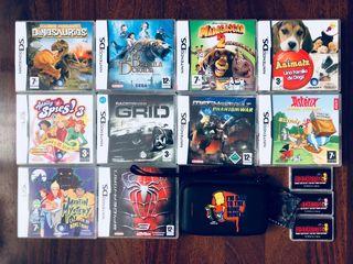 10 juegos Nintendo DS