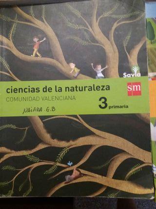 Naturales SM ISBN 9788467577372