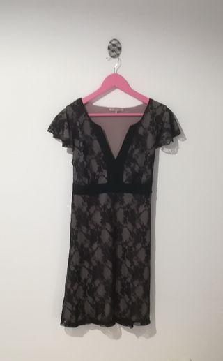 Vestido negro talla 42