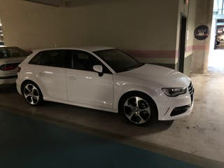 Audi A3 Sline 1.6 tdi 110cc