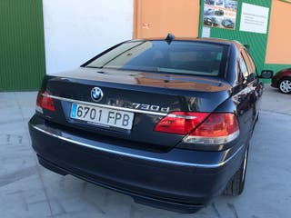 BMW 730d 233cv automatico