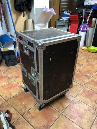Flight Case equipo de sonido
