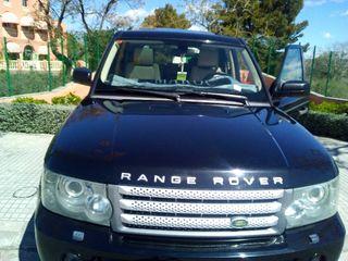 vendo el range Rover Sport diesel año 2006