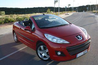 Peugeot 207cc 1.6 120cv 2010