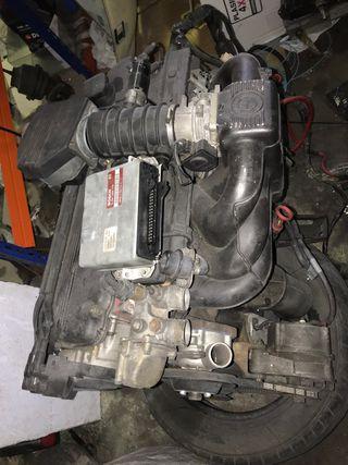 Despiece motor m30b35