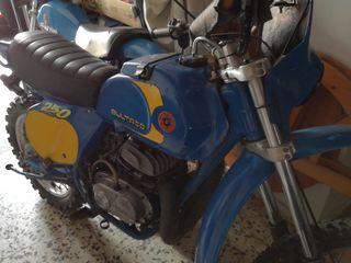vendo BULTACO FRONTERA MKII. 250