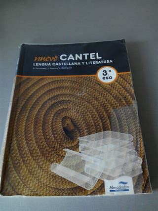Libro de texto Lengua Castellana y literatura