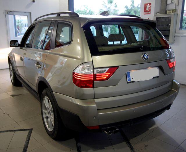 BMW X3 3.0 d garantia