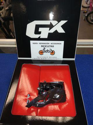 desviador SRAM GX 2 x