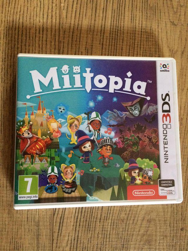 Juego Nintendo 3ds Miitopia De Segunda Mano Por 22 En Sevilla En
