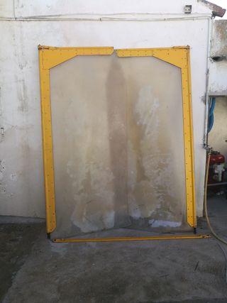 puerta industrial protisa