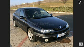 Renault Laguna 1.6 16v extras