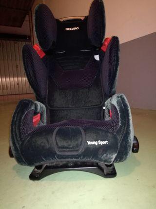 silla de coche niños de 10 meses a 10 años
