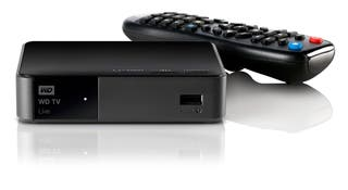 WD TV Media Player HD 1080