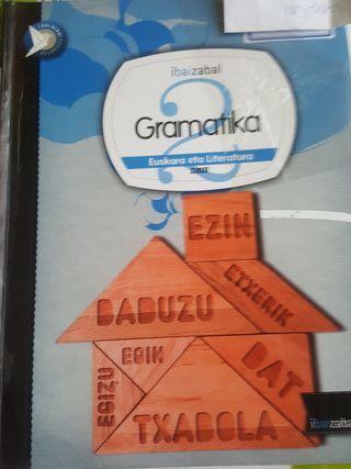 Libro de Gramatika DBH2
