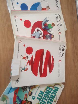 Libros 6 Lehen Hezkuntza