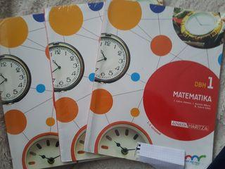 Libro de Matemáticad DBH1