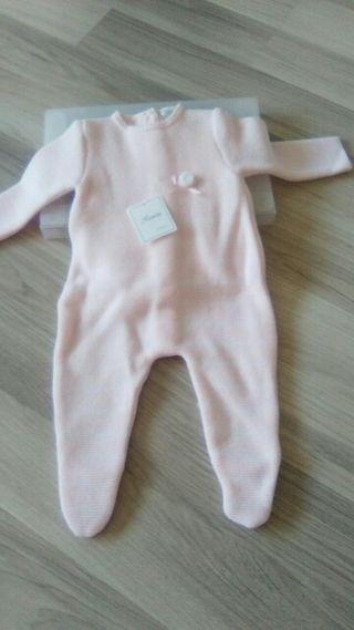 Pelele rosa (Rosita baby)