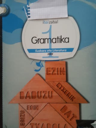 Libro de Gramática DBH1