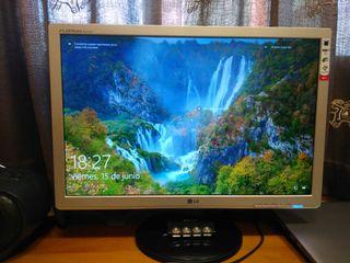 Monitor LG w2242s flatron 22 pulgadas
