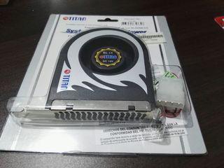 Ventilador extractor de aire pc
