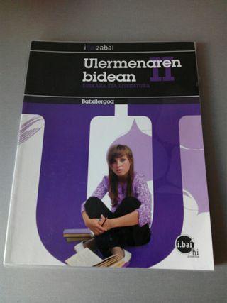 Libro de texto Ulermenaren bidean