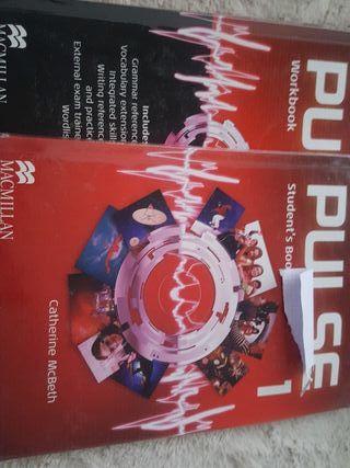 Libros de ingles PULSE DBH1