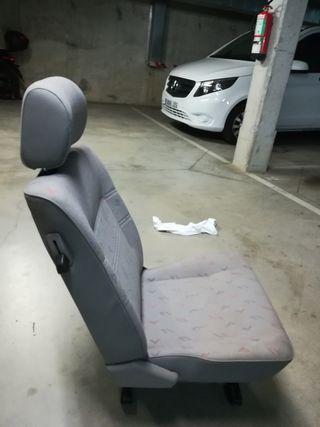 asiento trasero individual volkswagen t4
