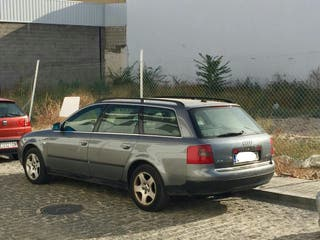 Audi A6 automático