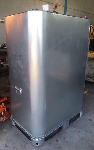 Deposito de gasoil Schutz doble capa 1000 L